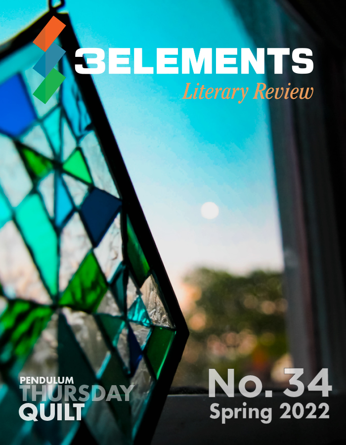 Magazine Issue No. 18,  2018, by 3Elements Literary Review
